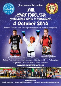 tournament invitation 2014b