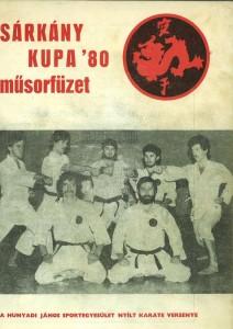 sarkany kupa 1980c